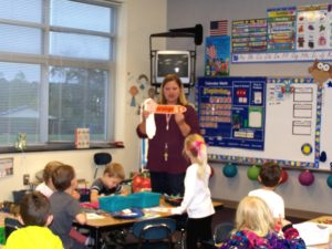 Julie Wilson Kindergarten - SVE