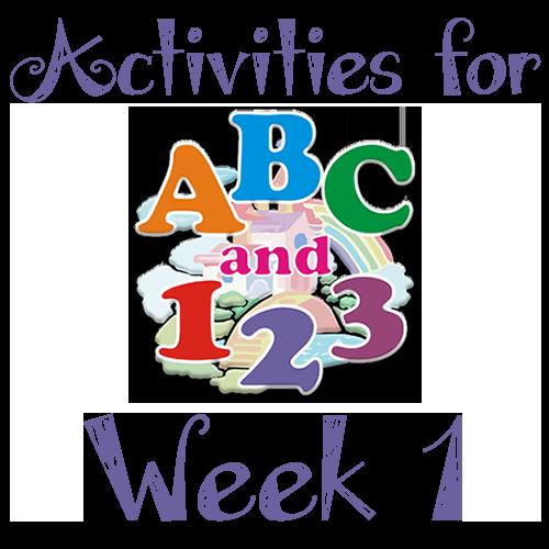 Kindergarten Week1