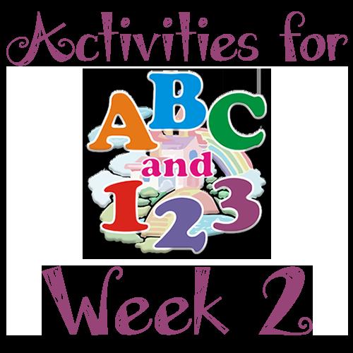 Kindergarten Week2