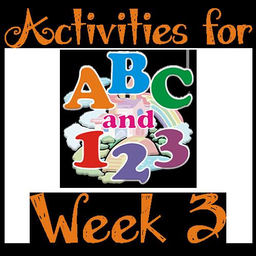 Kindergarten Week3