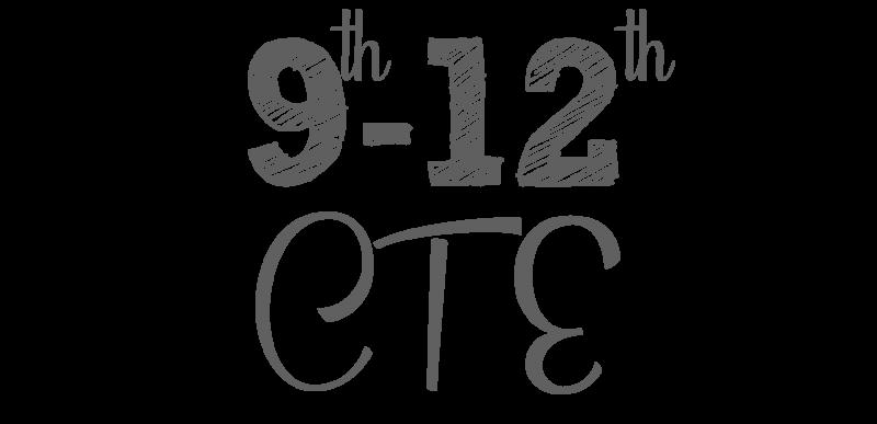 9-12 CTE
