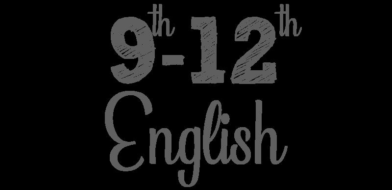 9-12 English