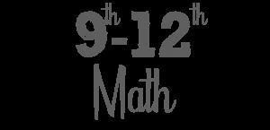 9-12 Math