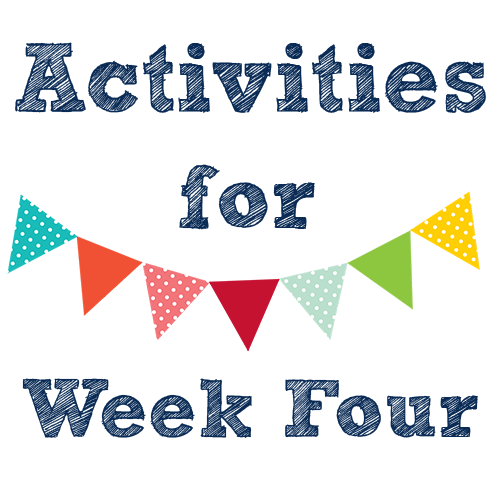 Activities 4th Week